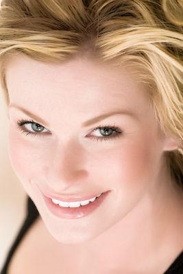 Melissa's smile