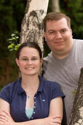 Susan and Cedric
