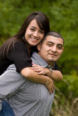Christina and Leo