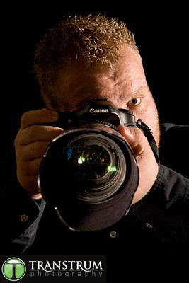 Blake with camera