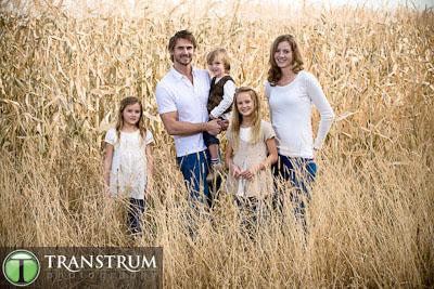 Kari and Joseph and family
